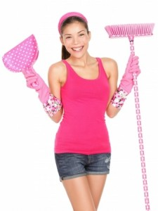happycleaningwoman