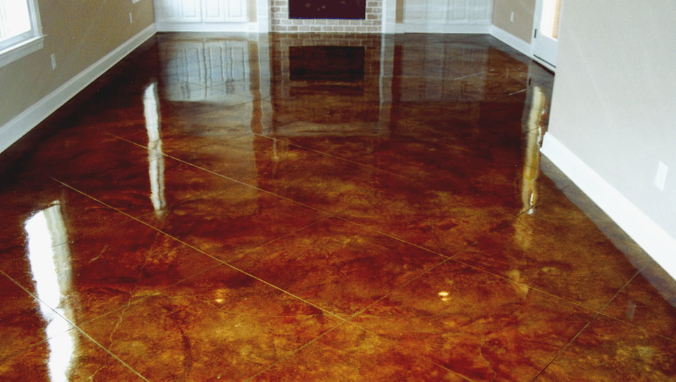 Why choose stained concrete maple shade construction - Why you should consider concrete staining for your home ...
