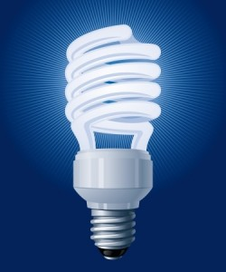 Compact Fluorescent CFL Lamp