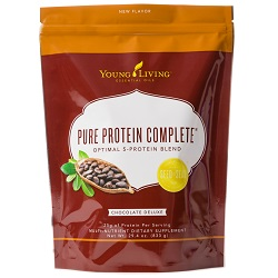 chocolate pure protein