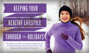 Keeping Your Healthy Lifestyle