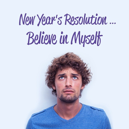ew years resolution against anxious student