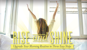 Rise and Shine YL Blog