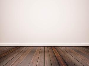 41217790 - hardwood floor and white wall
