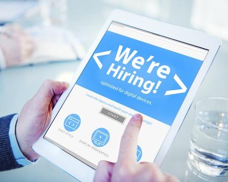 38514652 - business worker recruitment hiring office working concept