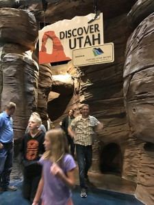 aquarium discover Utah 2