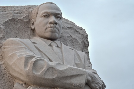 11600336 - martin luther king monument in washington dc, usa - close-up