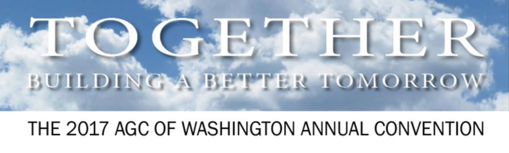 2017 AGC of Washington Annual Convention