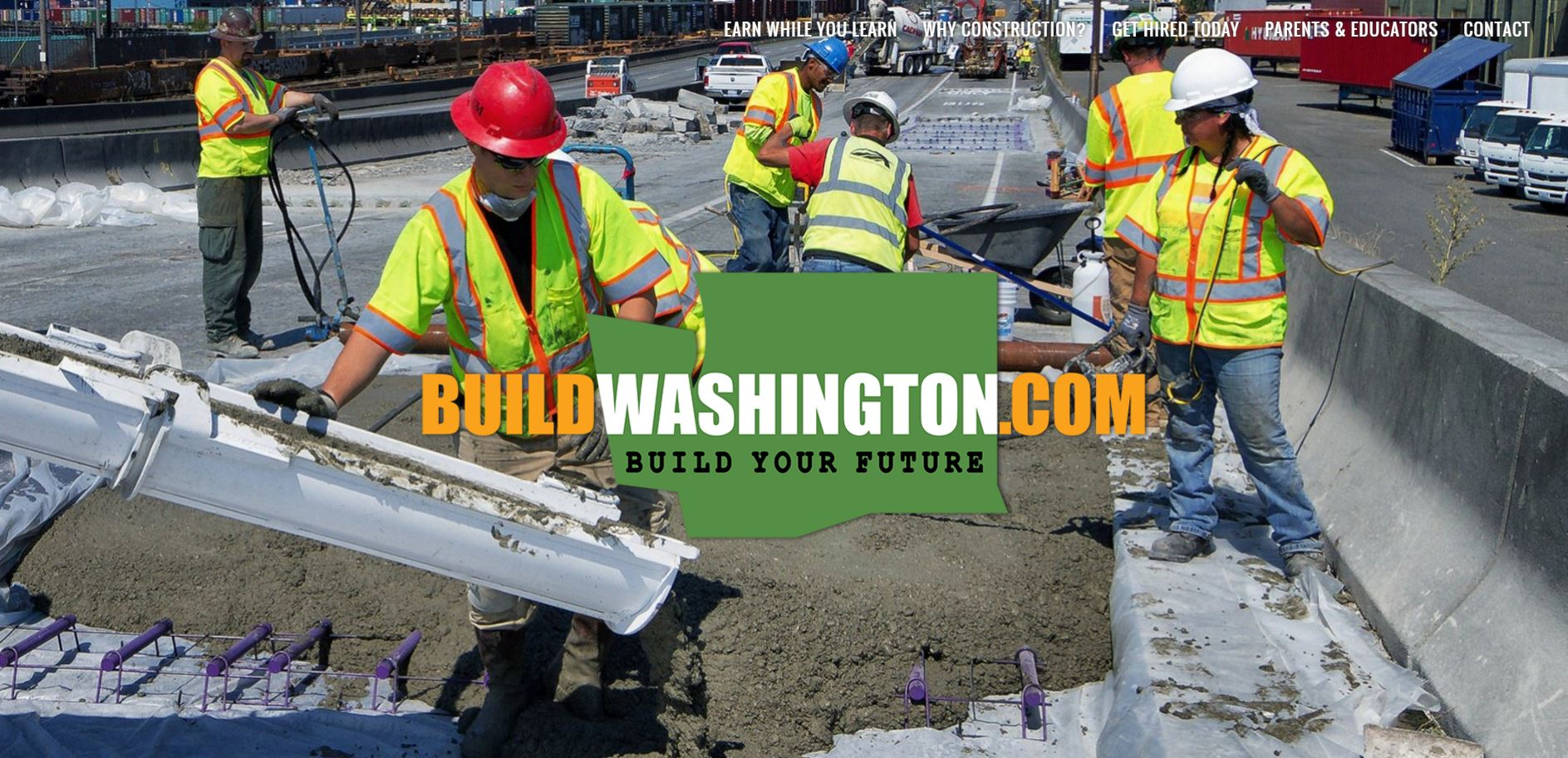 Build Washington Website 2017_AGC of Washington