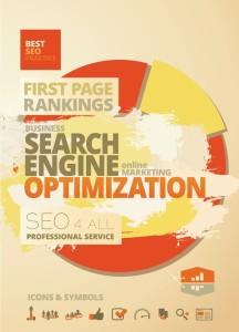 21495739 - search engine optimization - seo - rankings concept design