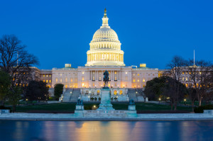 29946057 - us capitol building at dusk, washington dc, usa