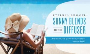 YL Blog Sunny Diffuser Blends