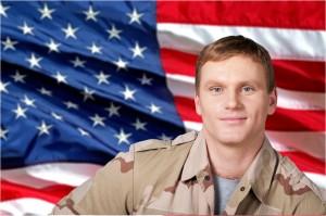46875998 - military veteran.