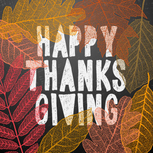47658251 - happy thanksgiving day, holiday background, vector illustration.