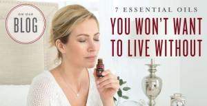 YL blog 7 essential oils
