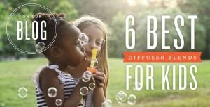 YL diffuser blends for kids