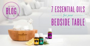 YL blog 7 essential oils for your bedside table