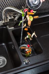 41718590 - disposer food waste machine for your kitchen.