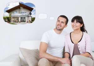 Couple Thinking Of Getting Their Own House