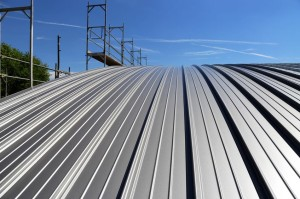 78550328 - industry standing seam roof