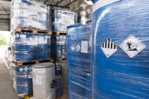 58879366 - environmental hazard barrels