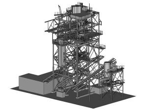 mine-tower